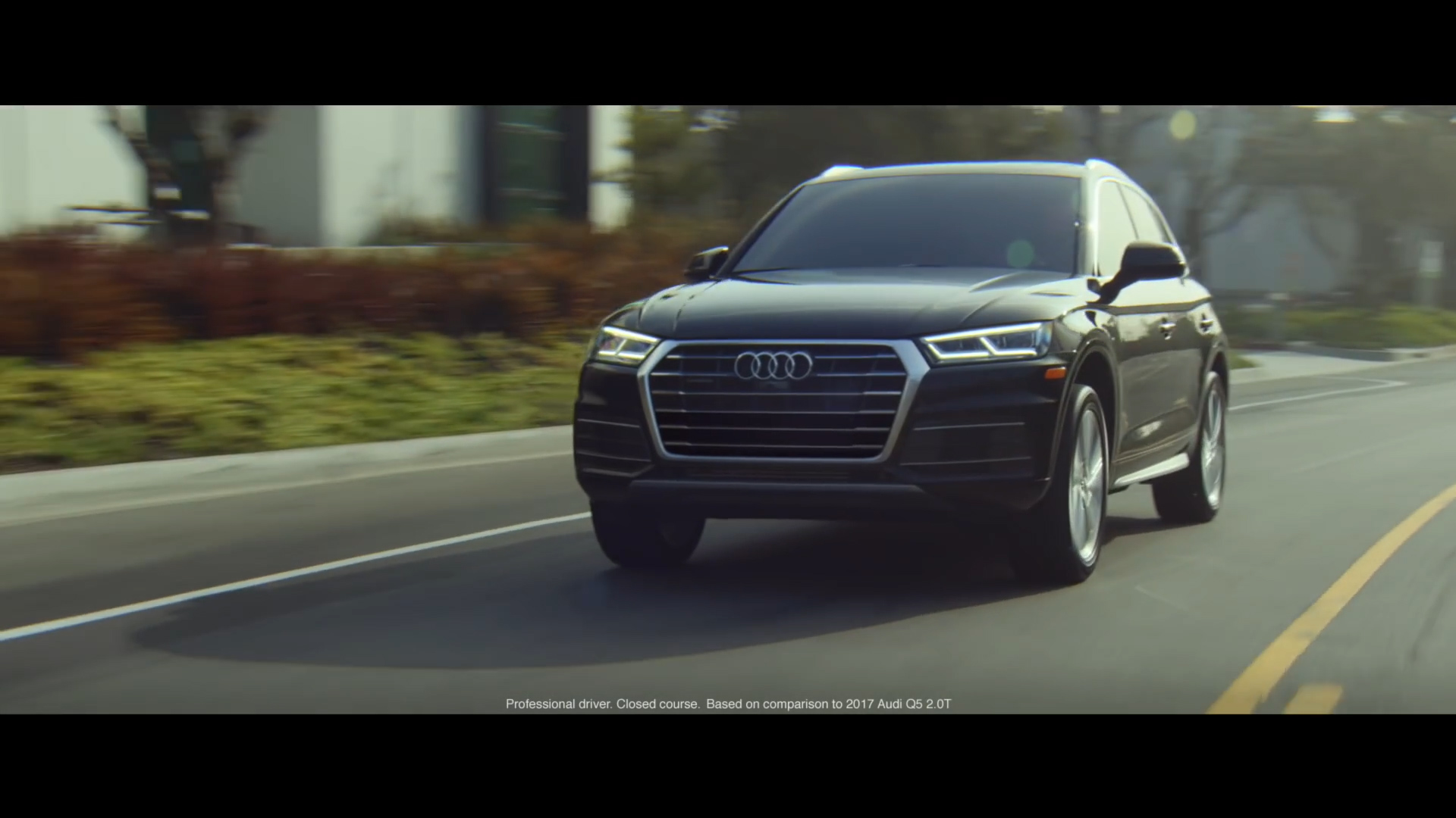 The Interview - Audi Q5