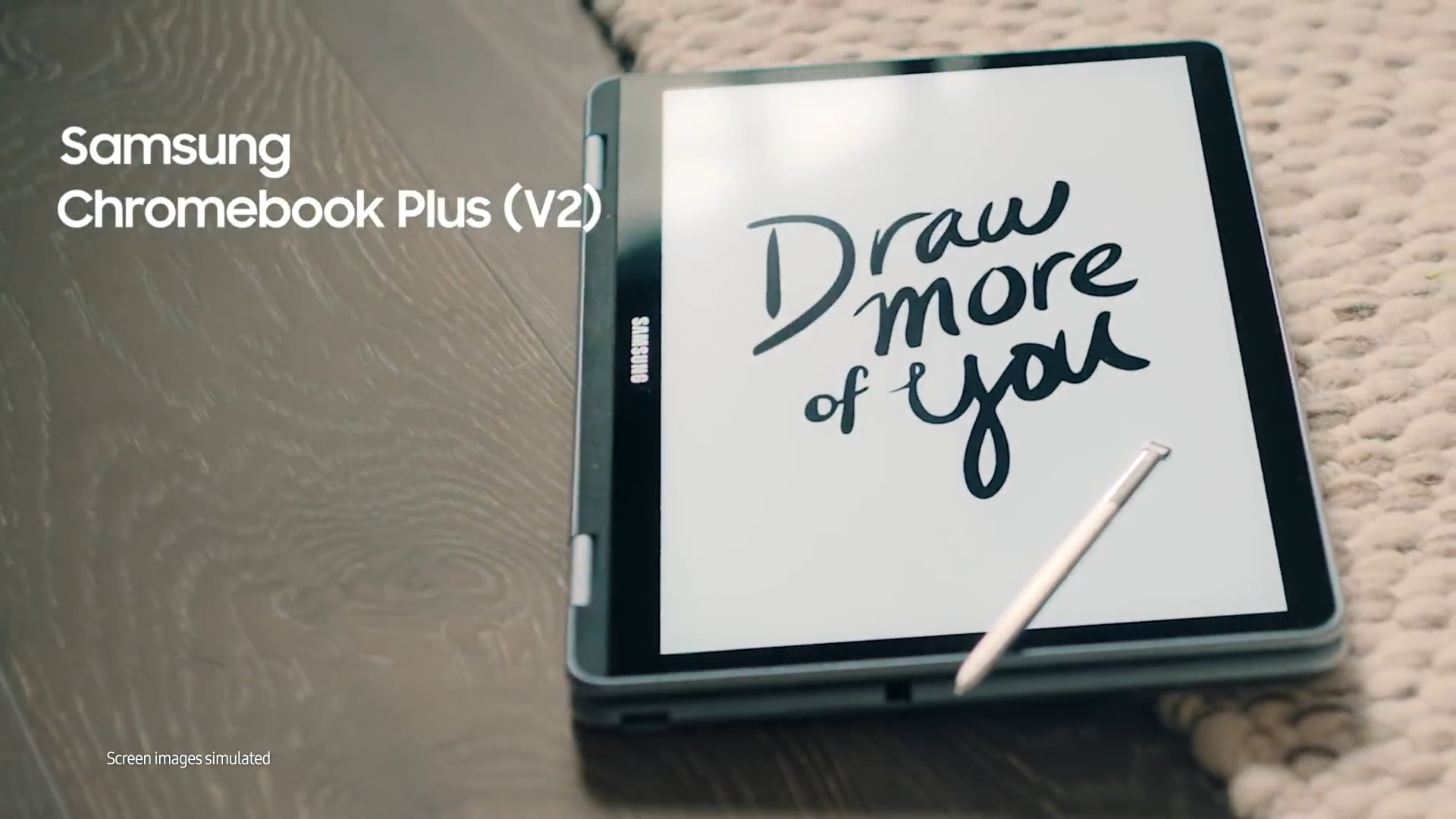 Chromebook Plus (V2): Draw More of You