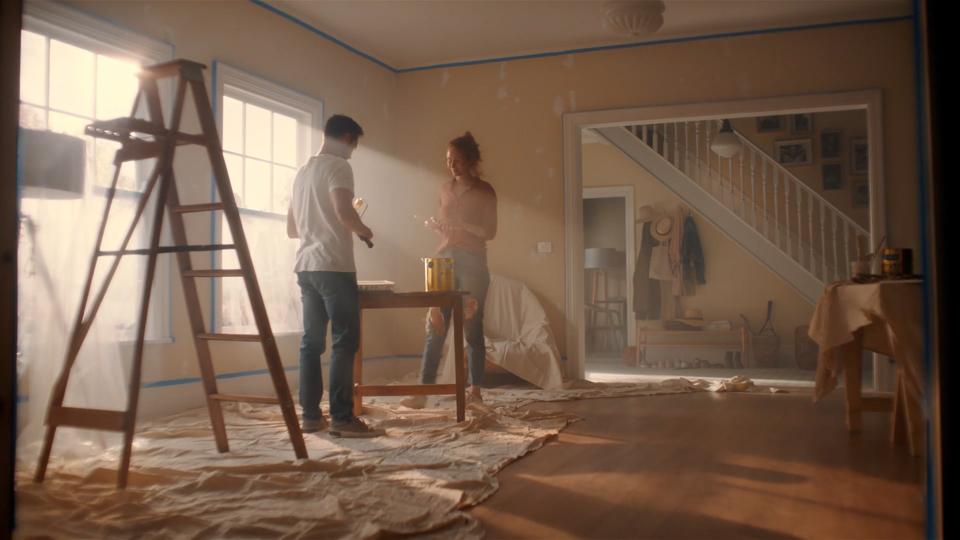 Dream it True- Interior Paint