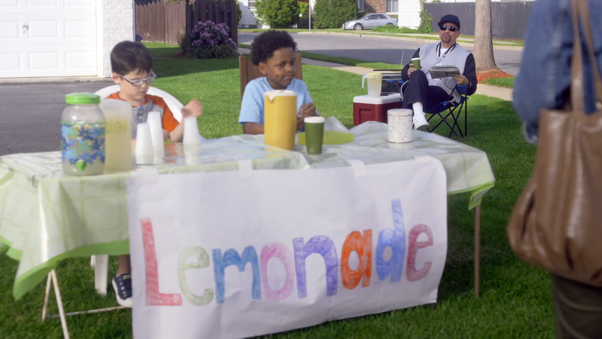 GEICO - Lemonade