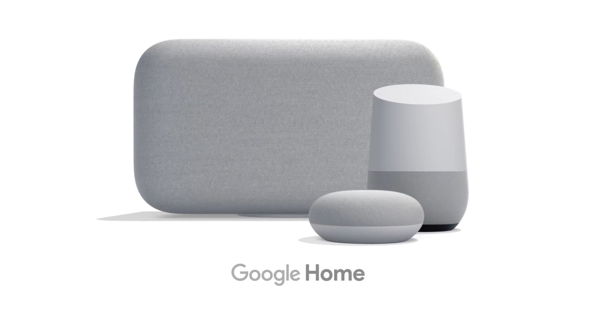 Introducing Google Home Max