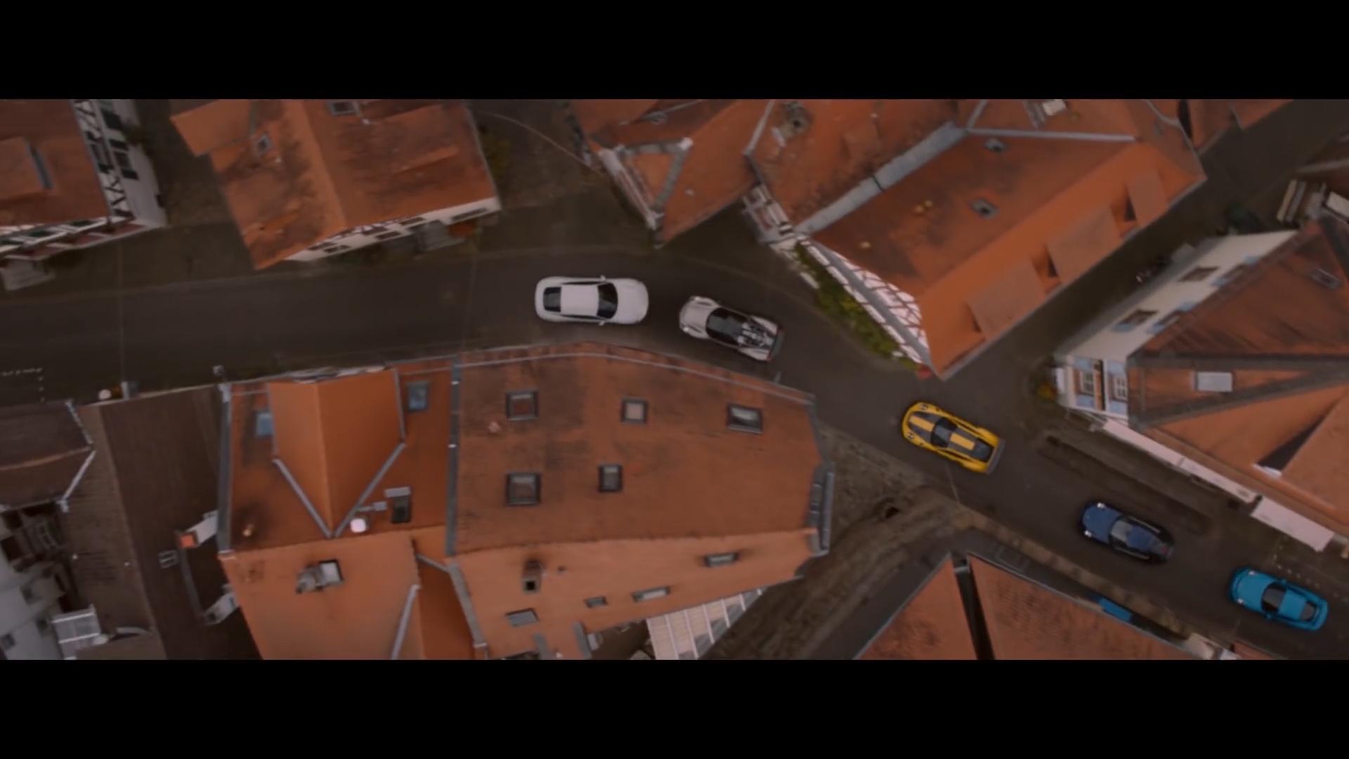 Porsche  - The Heist