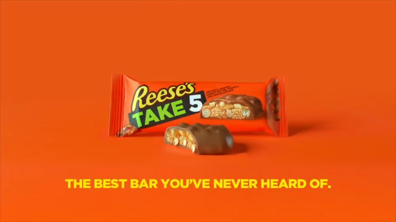 Reese's Take 5 - Super Bowl 2020