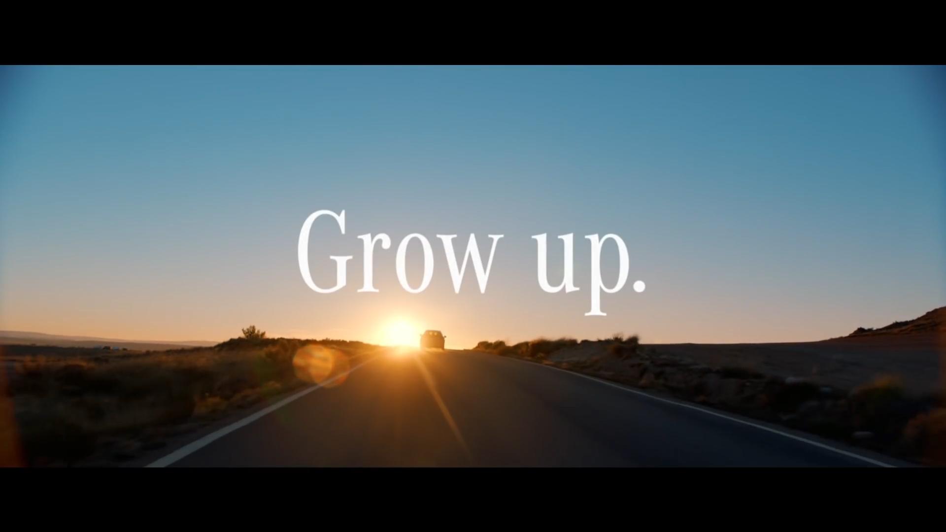 Grow up - Mercedes-Benz