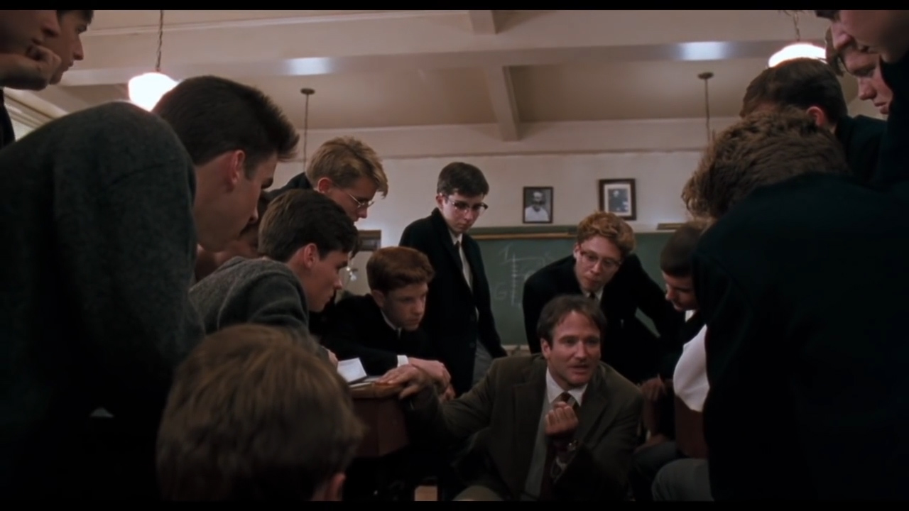 Dead Poets Society - What will your verse be?