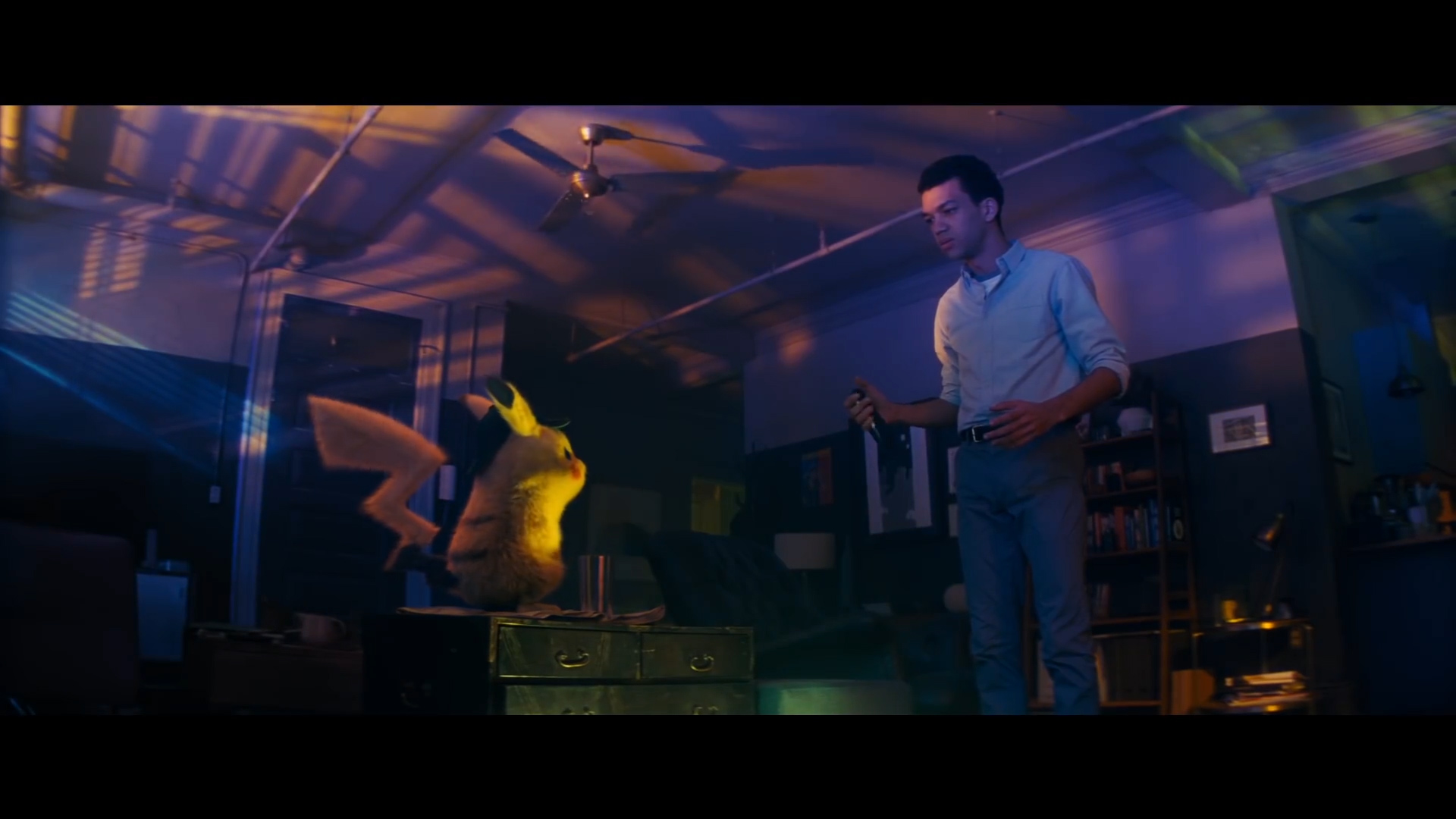 [1] Detective Pikachu - Official Trailer 2
