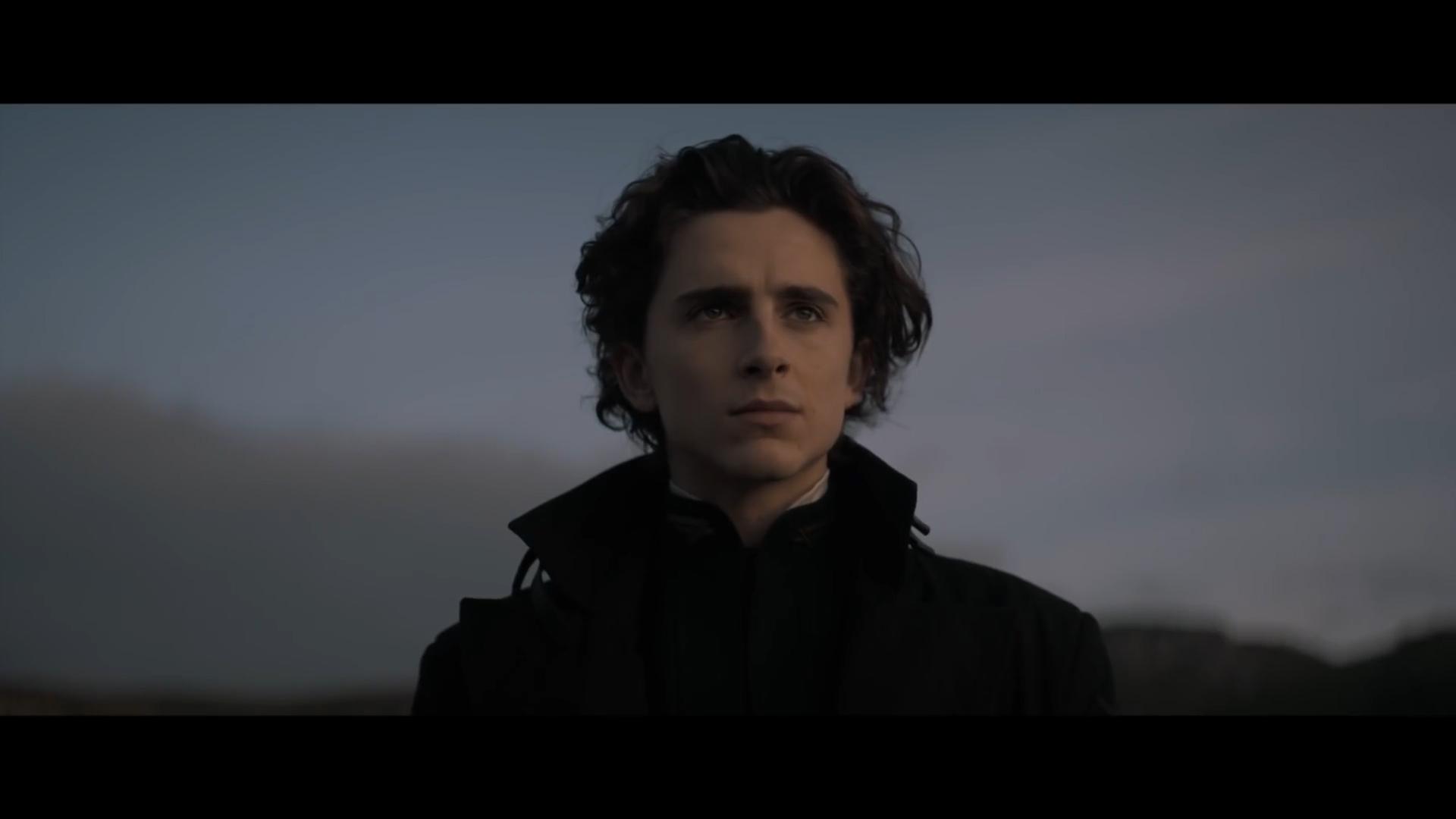 [1] Dune - Official Trailer