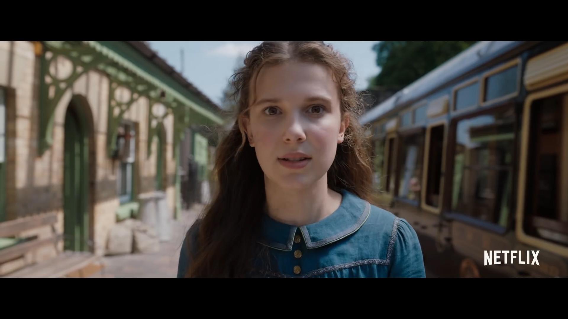 [1] Enola Holmes - Official Trailer