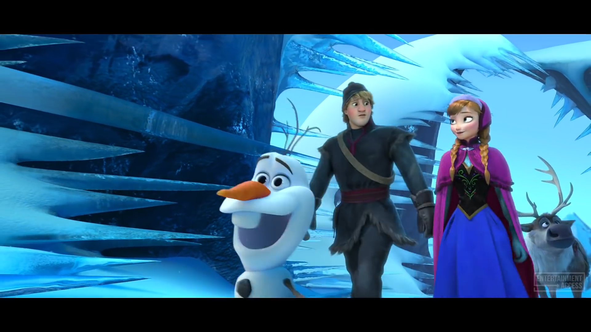 Frozen - Plan