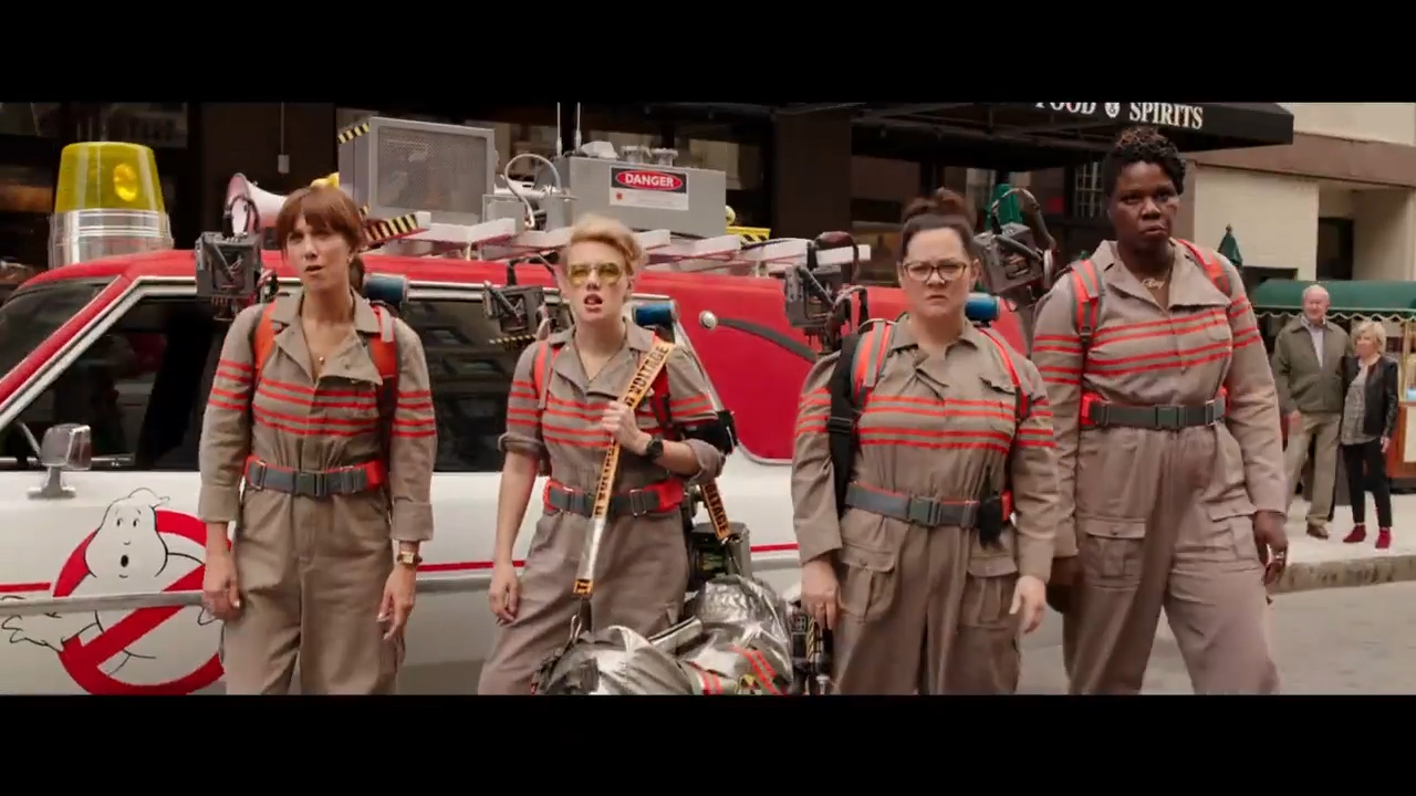 Ghostbusters Official Trailer 2016