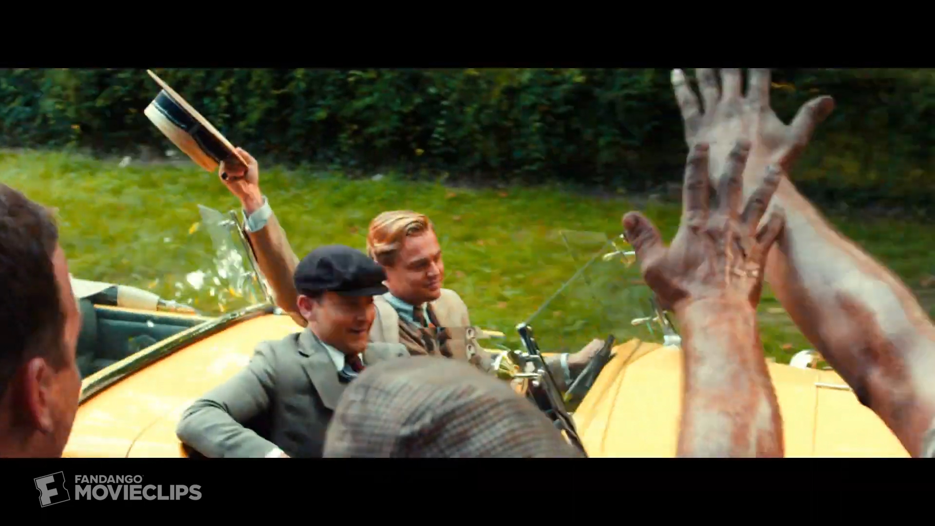 [1] The Great Gatsby - Gatsby's Wild Ride