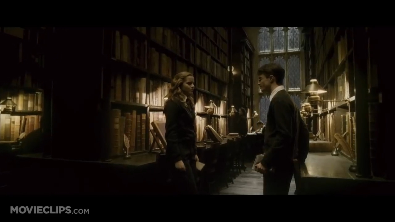 Harry Potter and the Half-Blood Prince - But I Am the Chosen One