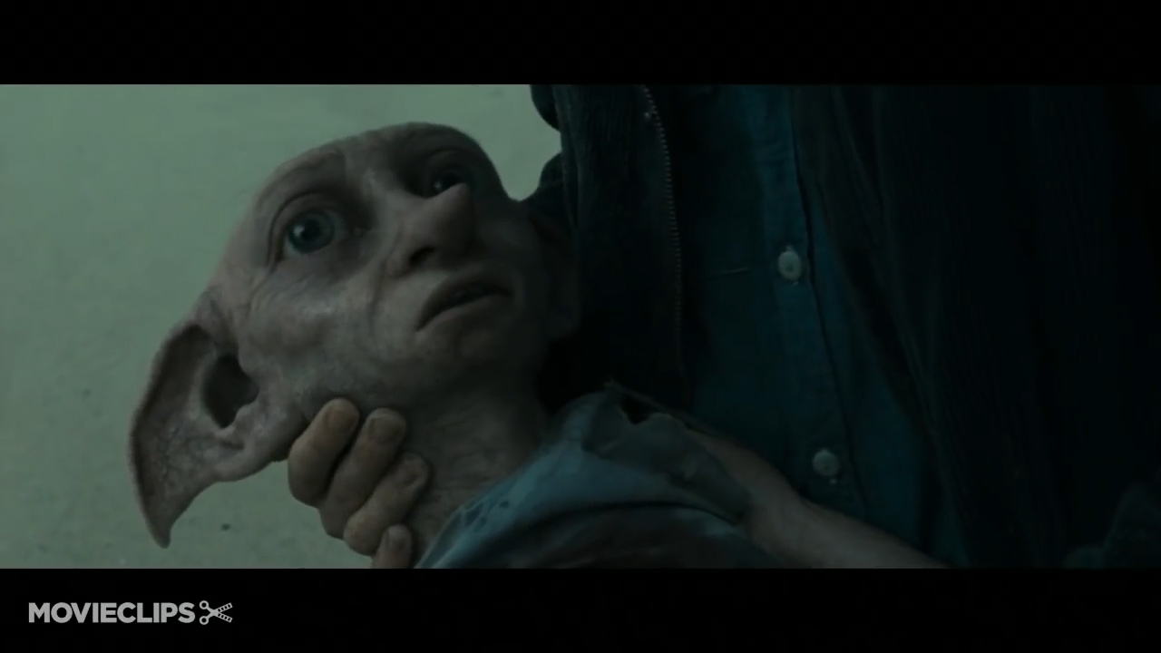 Harry Potter and the Deathly Hallows - Dobby's Death