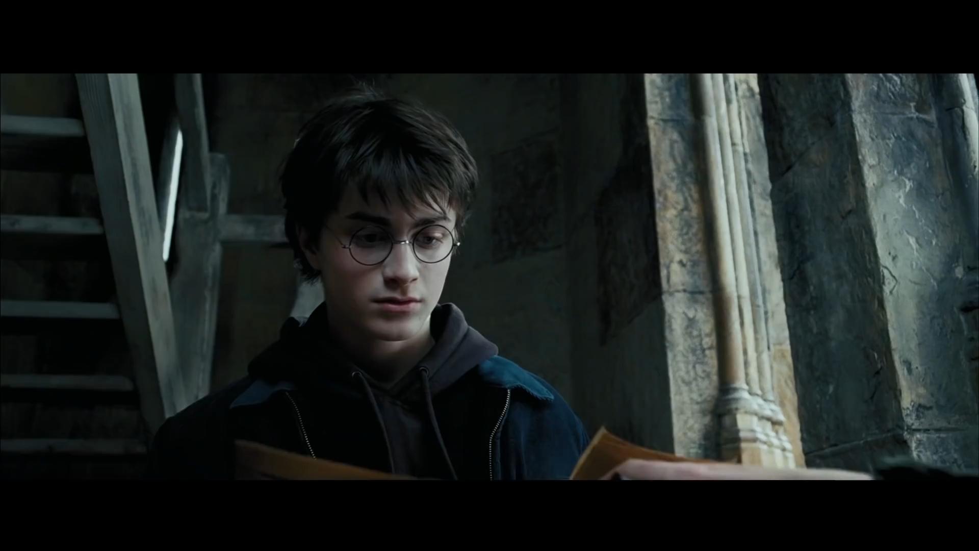[2] Harry Potter and the Prisoner of Azkaban - The Marauder's Map