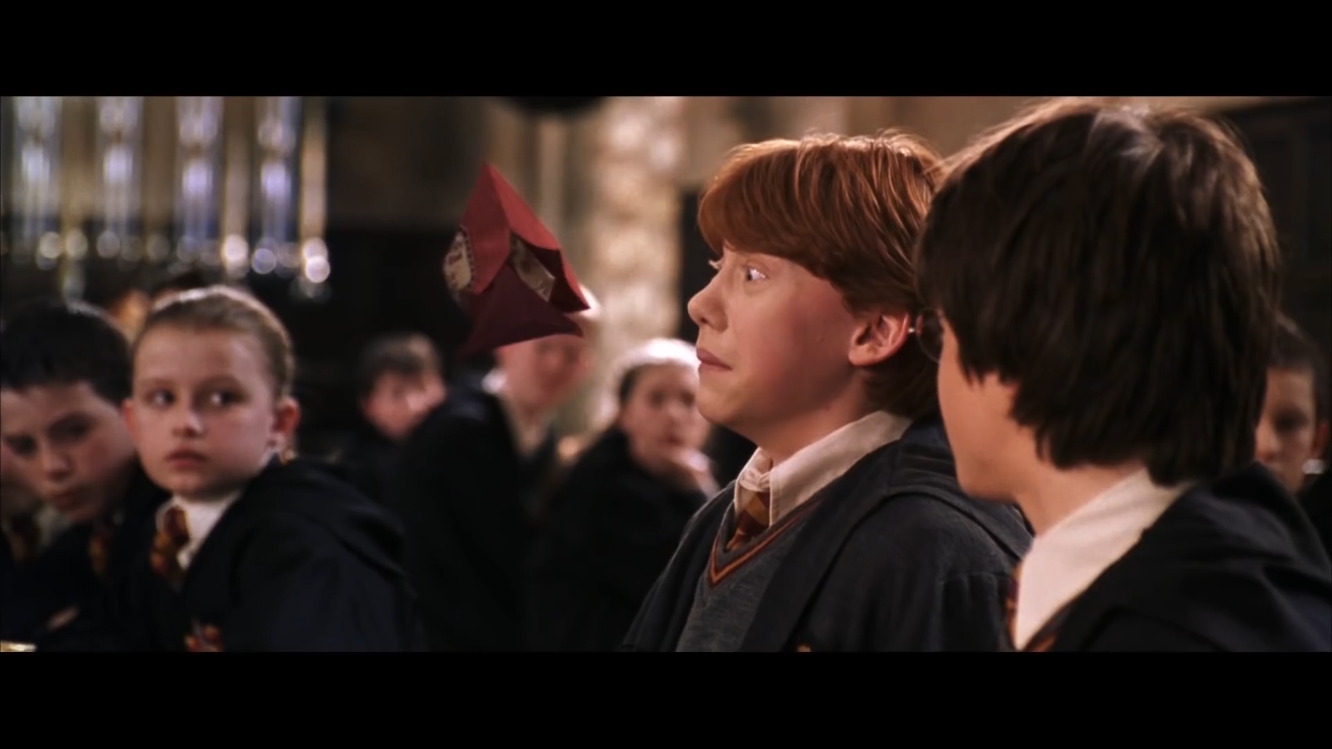 Harry Potter and the Chamber of Secrets - Ron receives a Howler
