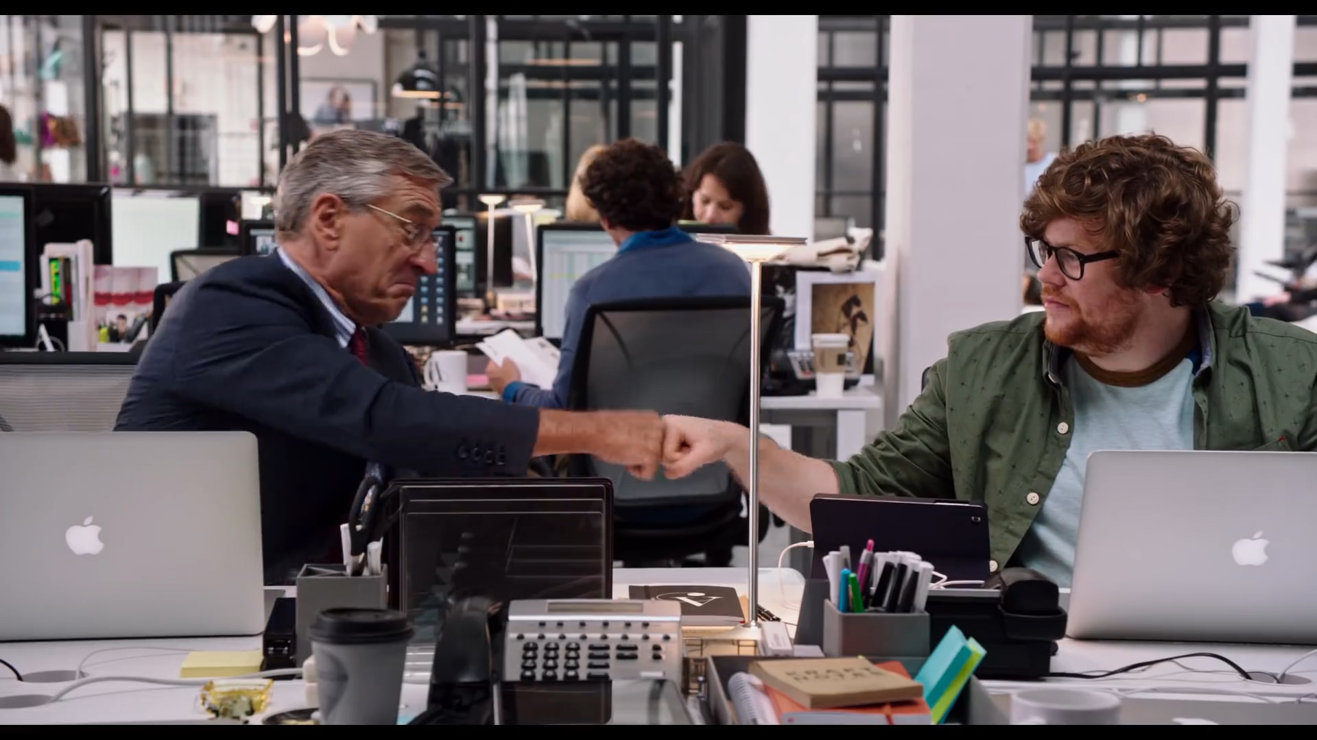 [1] The Intern | Official Trailer