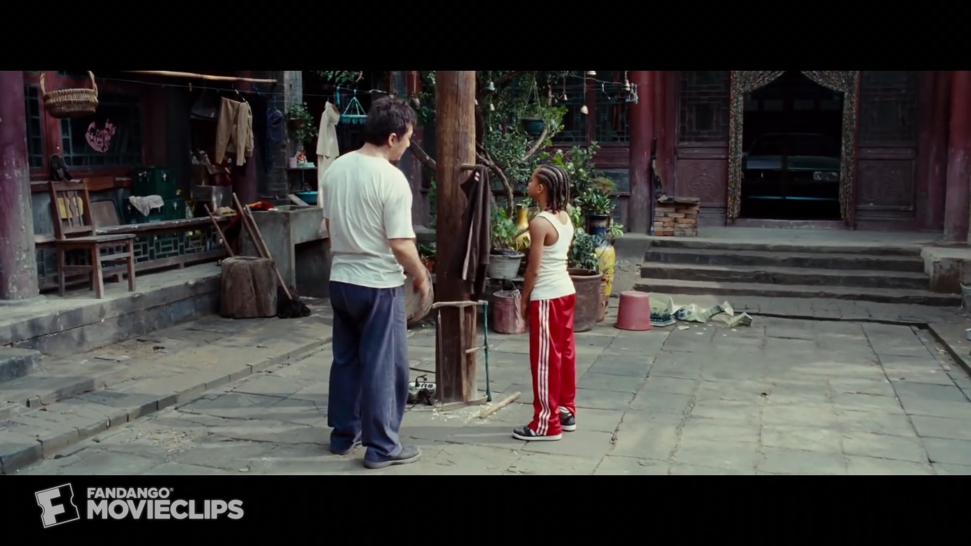 The Karate Kid - Pick up your jacket