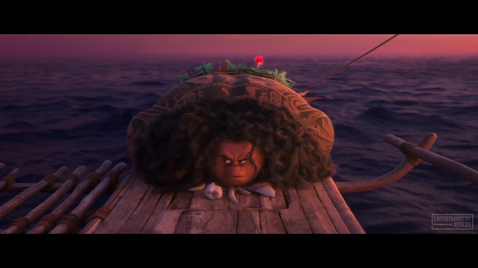 Moana - Teach me to sail