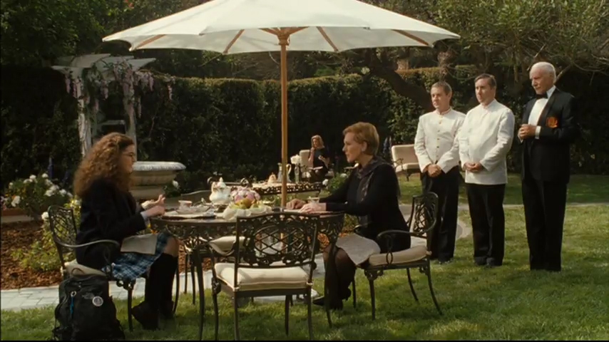 [1] The Princess Diaries - Tea scene