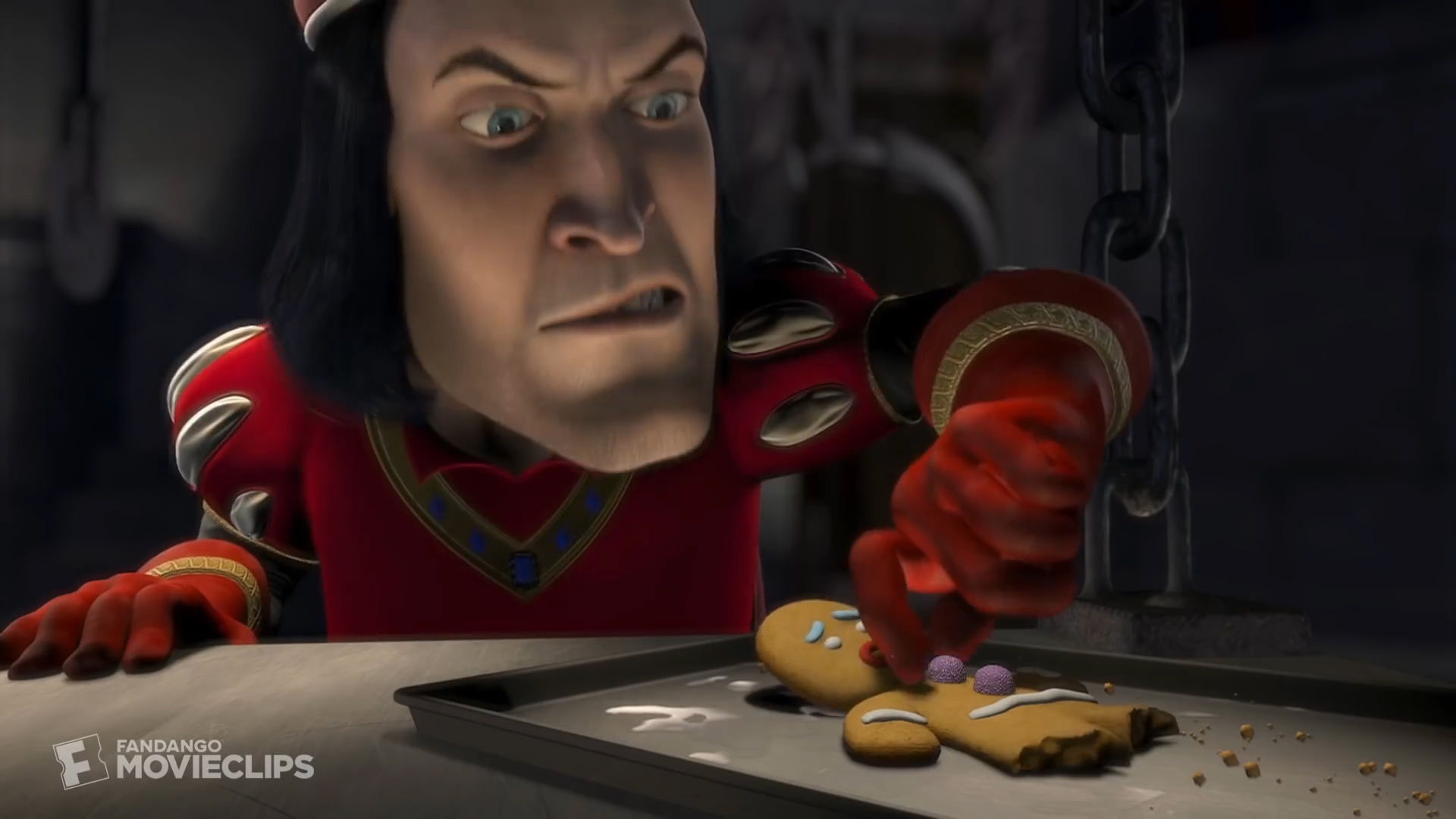 Shrek - Do You Know the Muffin Man?