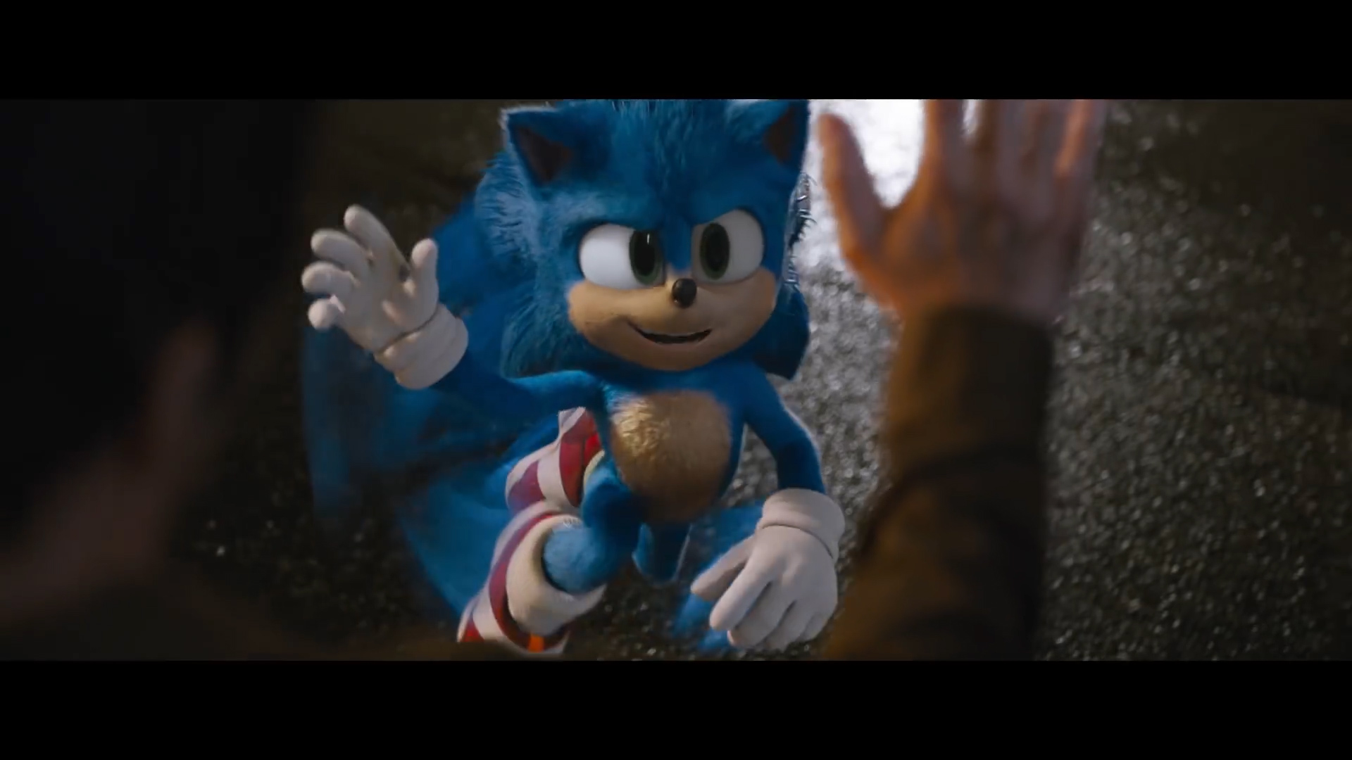 [3] Sonic The Hedgehog - New Official Trailer