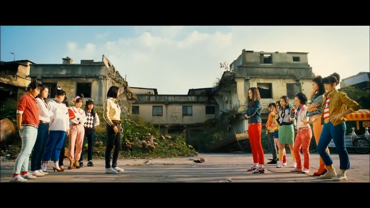 [1] Sunny - The gangs