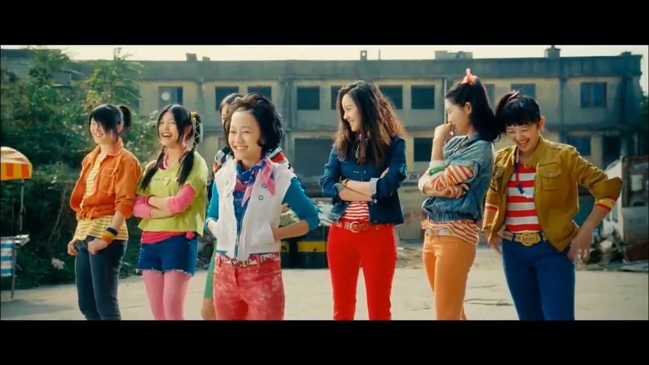 [2] Sunny - The gangs
