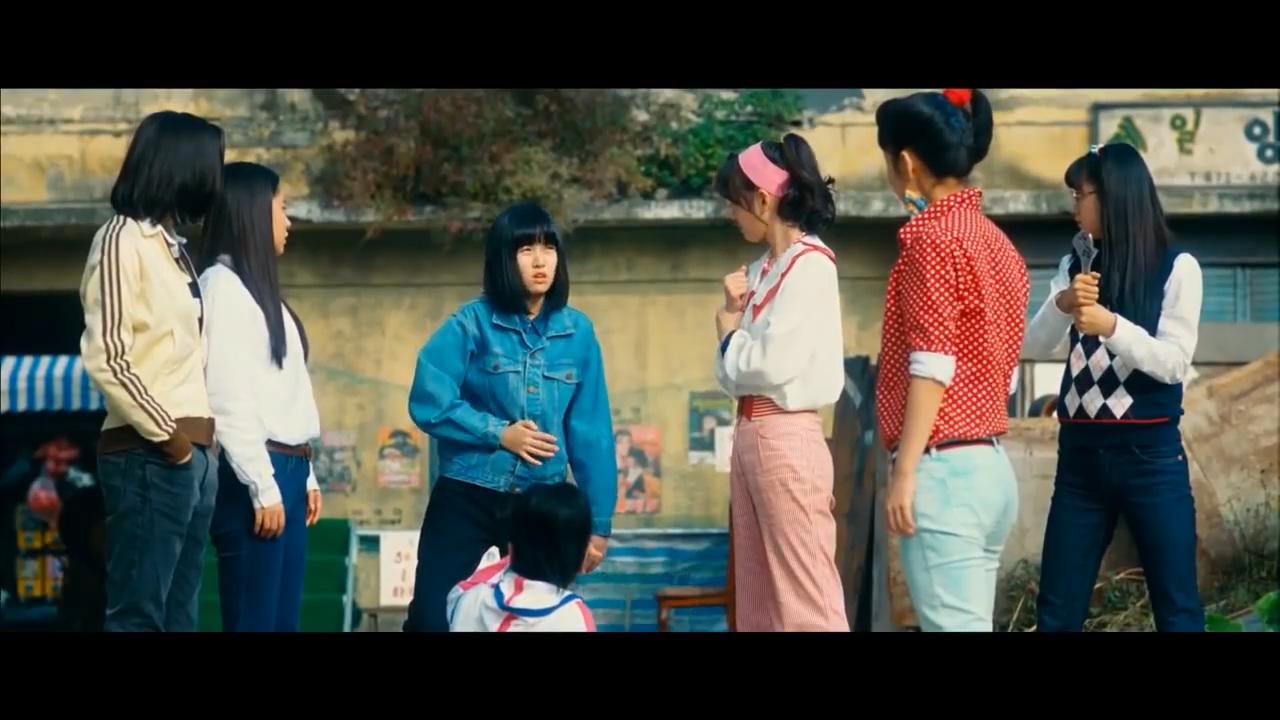 [3] Sunny - The gangs