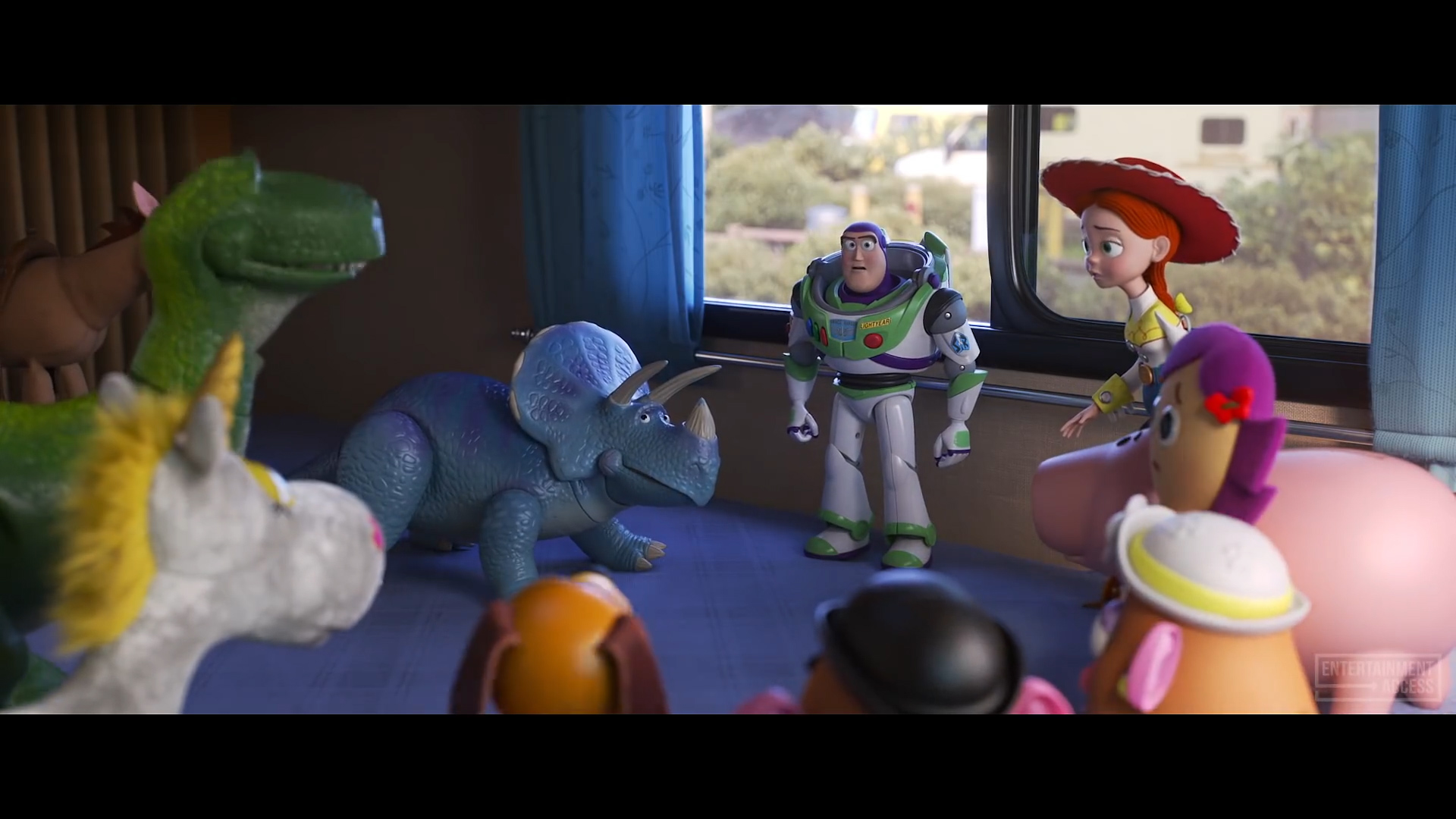 Toy Story 4 - What would Woody do