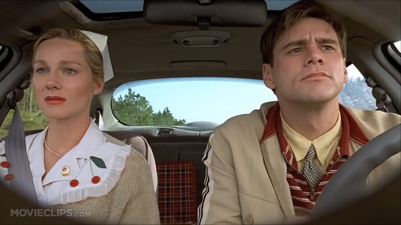 [2] The Truman Show - Driving Through Fire