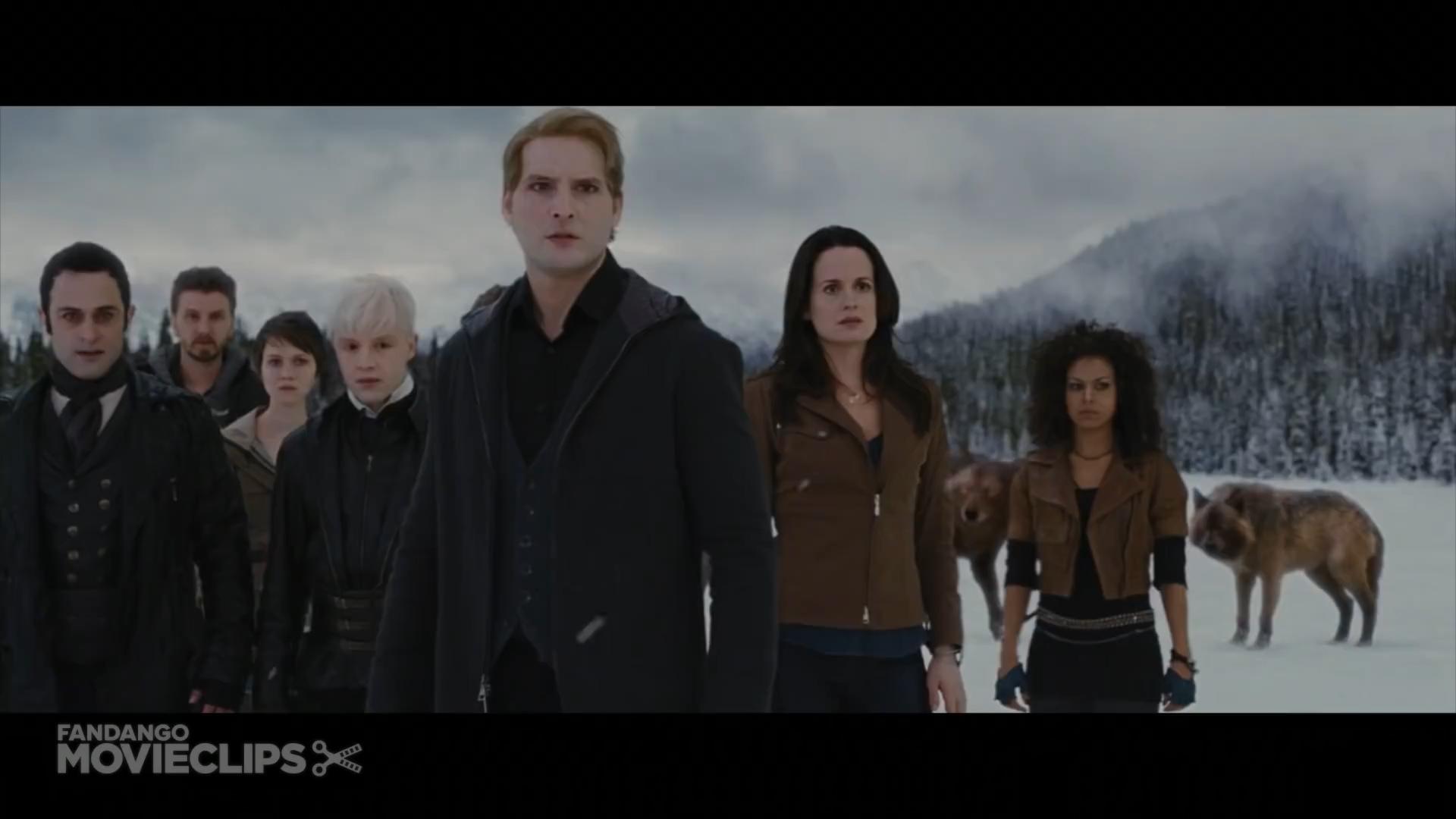 Twilight: Breaking Dawn - The Battle Begins