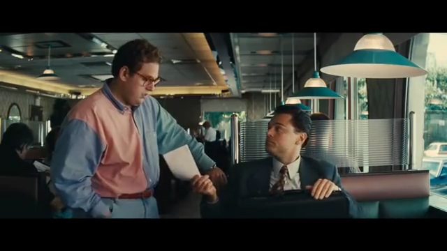 The Wolf of Wall Street - Jordan Meets Donnie