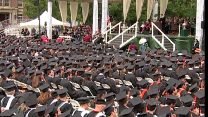 [1] 2011 Dartmouth College Commencement Address