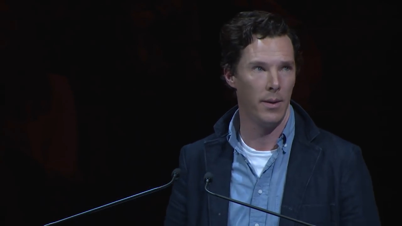 [2] Sol LeWitt to Eva Hesse - Read by Benedict Cumberbatch