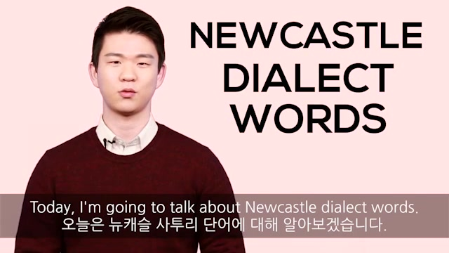 [1] New Castle Dialect