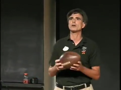[6] Randy Pausch Last Lecture: Achieving Your Childhood Dreams