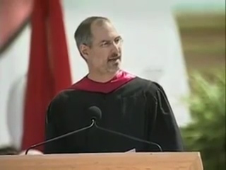 [2] Steve Jobs' Stanford Commencement Address