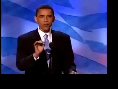 [2] 2004 Barack Obama Keynote Speech