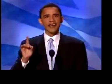 [5] 2004 Barack Obama Keynote Speech
