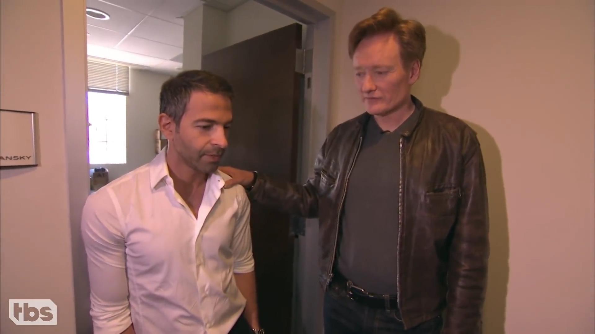Conan & Jordan Schalnsky - Conan Show