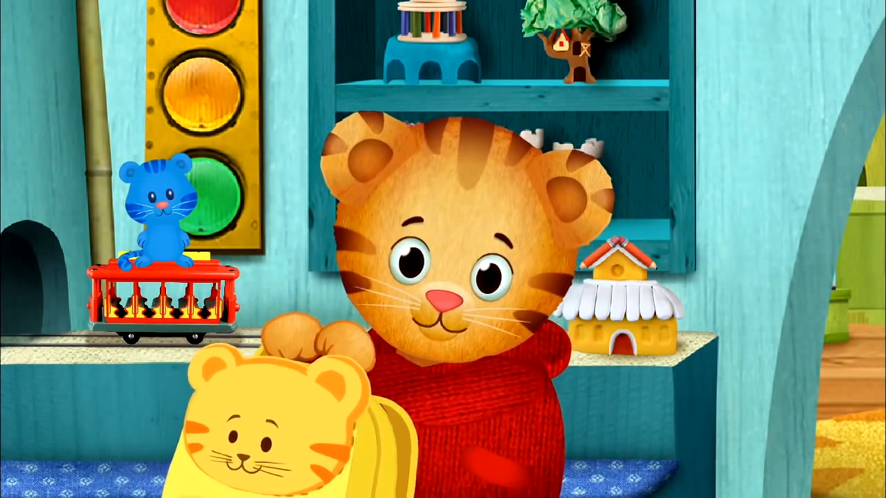 [1] Daniel Tiger - New School