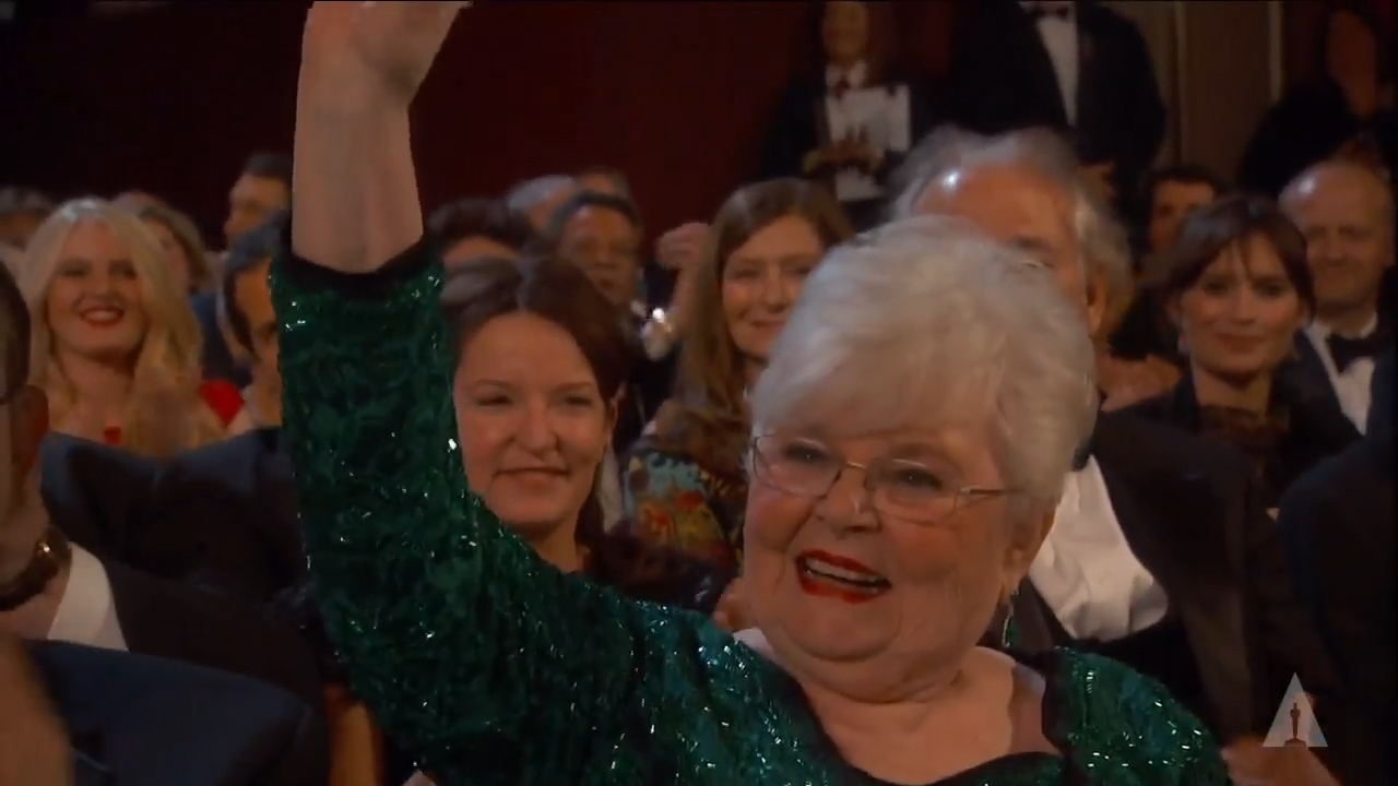 [1] Ellen DeGeneres' 86th Oscars Opening