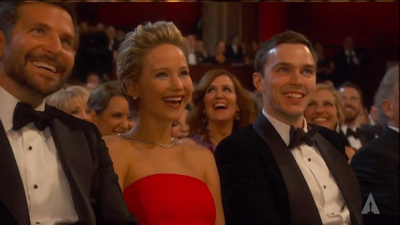 [4] Ellen DeGeneres' 86th Oscars Opening