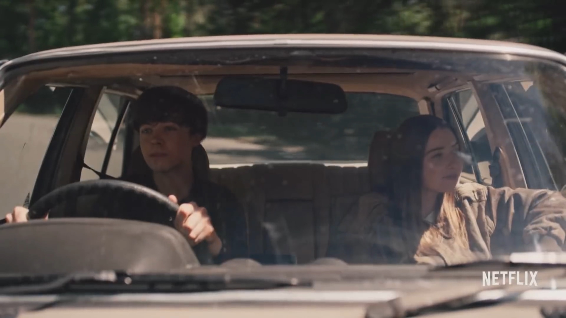 [2] The End of the F***ing World - Official Trailer
