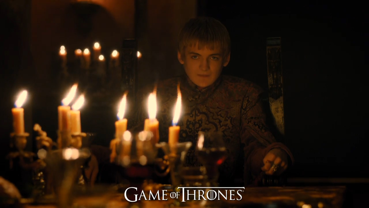 """Mother's Day """"Cersei and Joffrey"""" - Game of Thrones"""