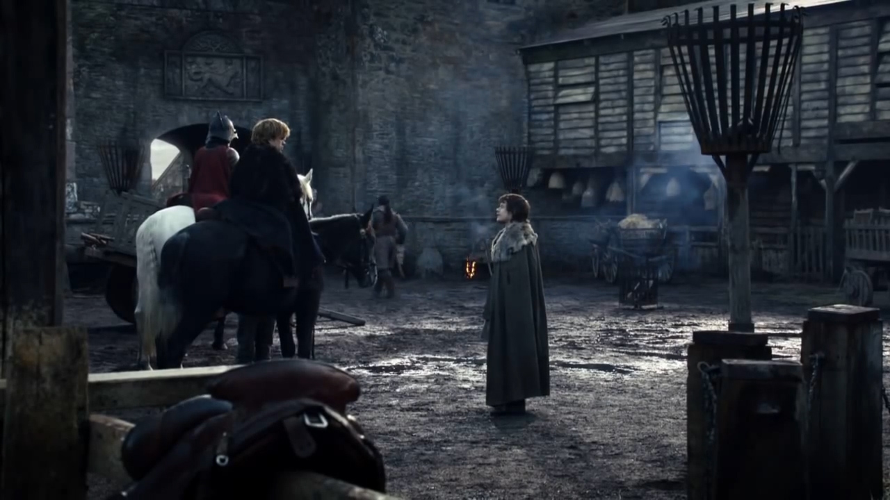 Game of Thrones: Season 1 - Episode 4 #1