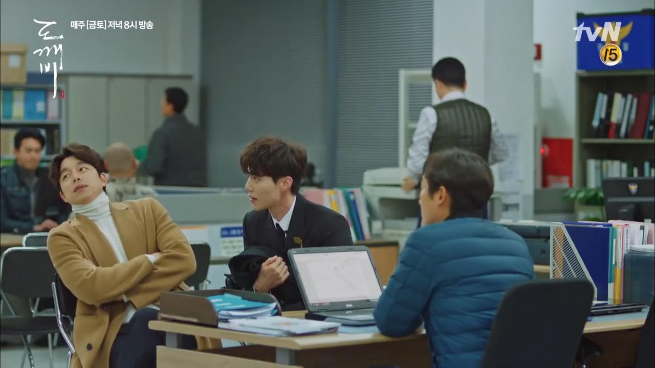 [1] Goblin E7 - Police Office