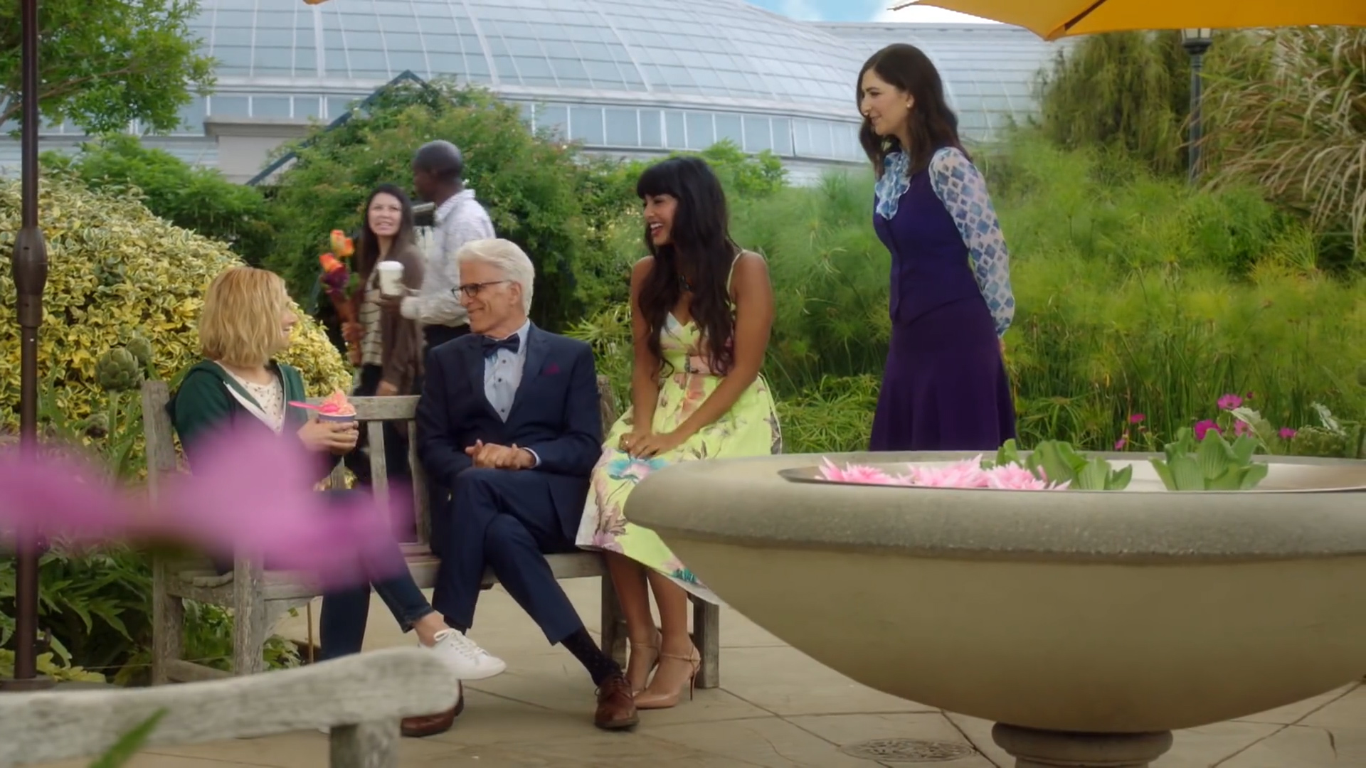 [1] The Good Place - S1 E3