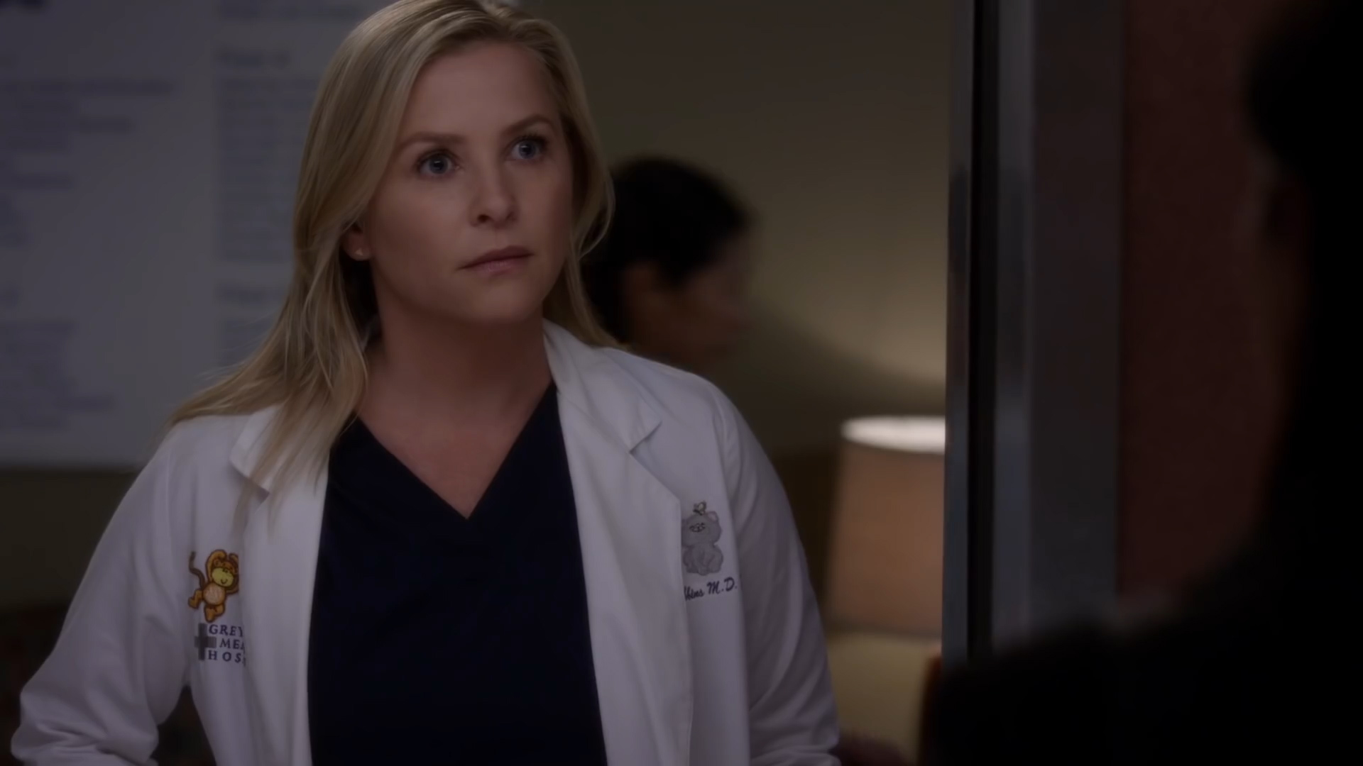 Grey's Anatomy S13 - Arizona Robbins Scene