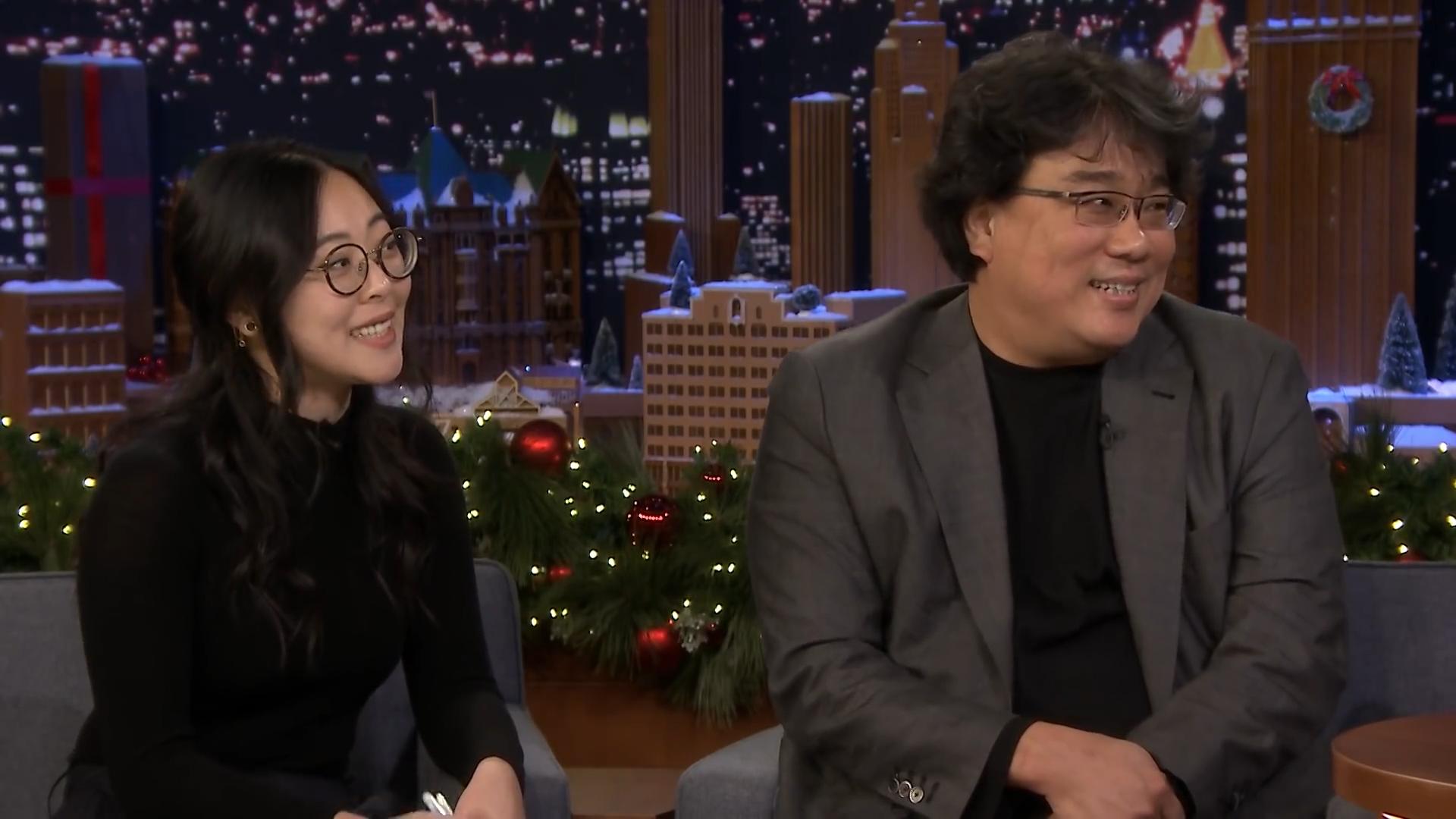 [2] Bong Joon Ho Talks Parasite